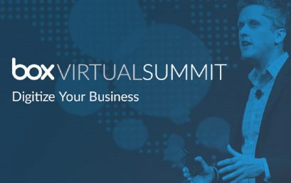 Box Virtual Summit: Digitize Your Business