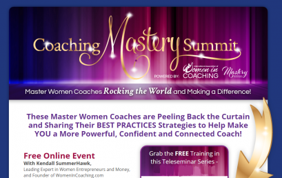 Women in Coaching Summit