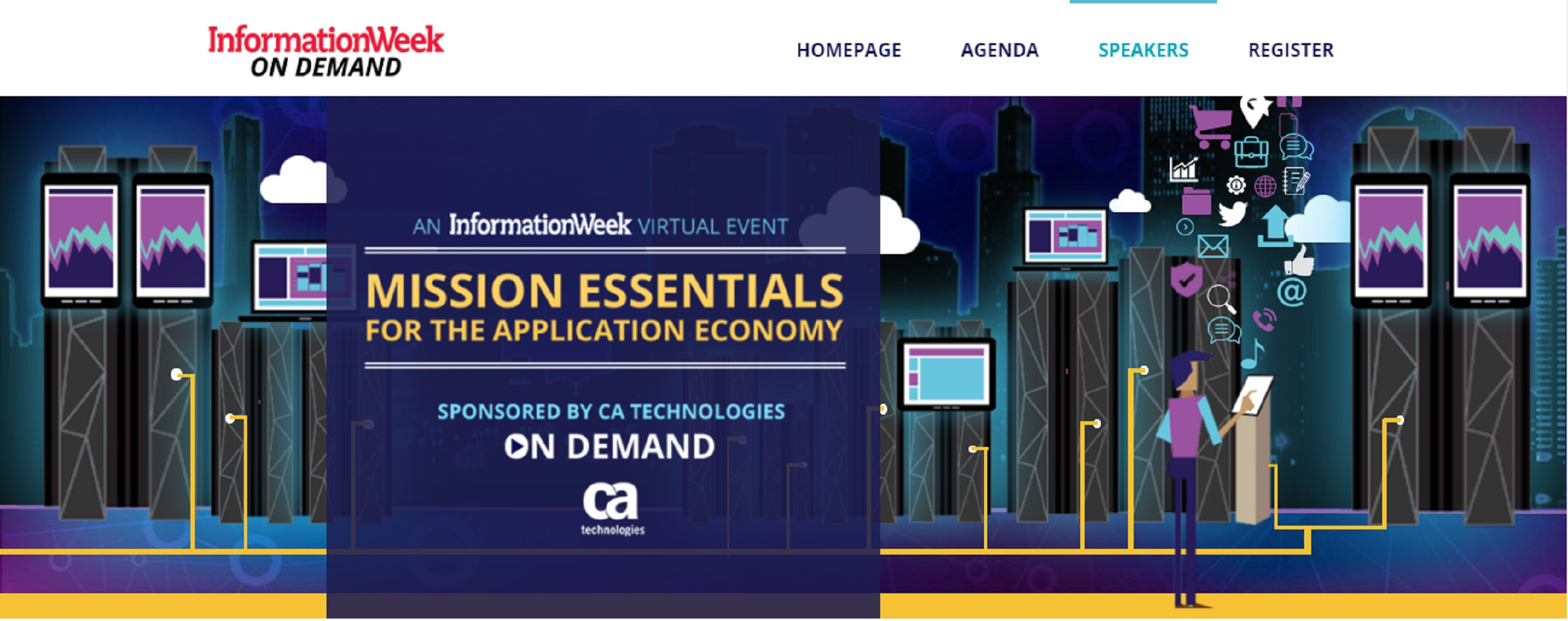 Mainframe Virtual Summit: Mission Essentials in the App