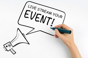 transforming your offline event into a virtual event