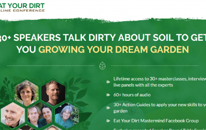 Eat Your Dirt – Online Conference