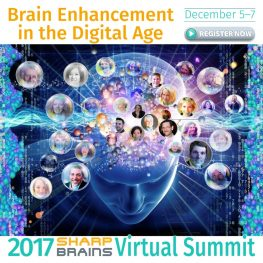 2017 SharpBrains Virtual Summit