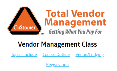 Total Vendor Management