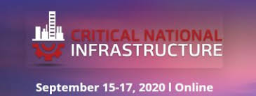 Critical National Infrastructure Online Event