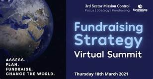 Fundraising Strategy Virtual Summit
