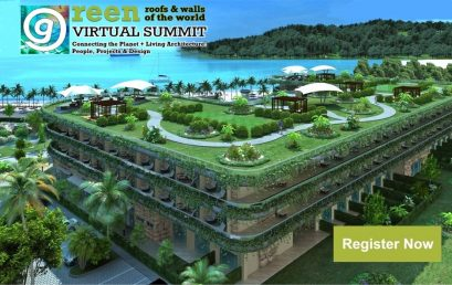 The Greenroofs & Walls of the World™ Virtual Summit