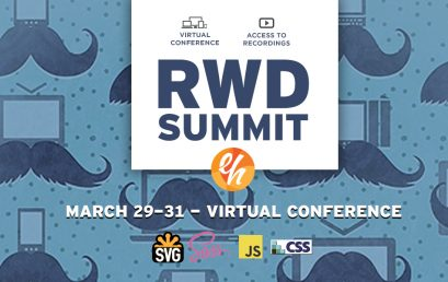 RWD Summit 2016 – The virtual conference on Responsive Web Design
