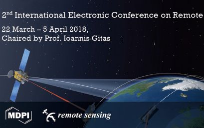 2nd International Electronic Conference on Remote Sensing