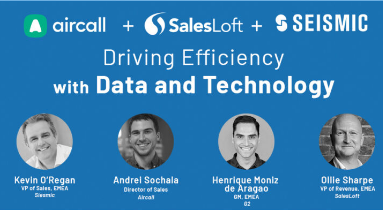 Driving Efficiency with Data & Technology